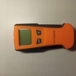 Измерительные инструменты и приборы - Детектор скрытой проводки , 0