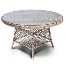 Столы - Обеденный стол из ротанга Эспрессо, 0