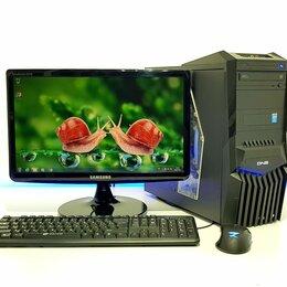 Настольные компьютеры - Доступный компьютер на AMD + Монитор Samsung, 0