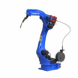 Сварочные аппараты - Промышленный робот для сварки CRP RH18-20, 0
