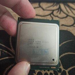 Процессоры (CPU) - Процессор intel xeon e5-2640, 0