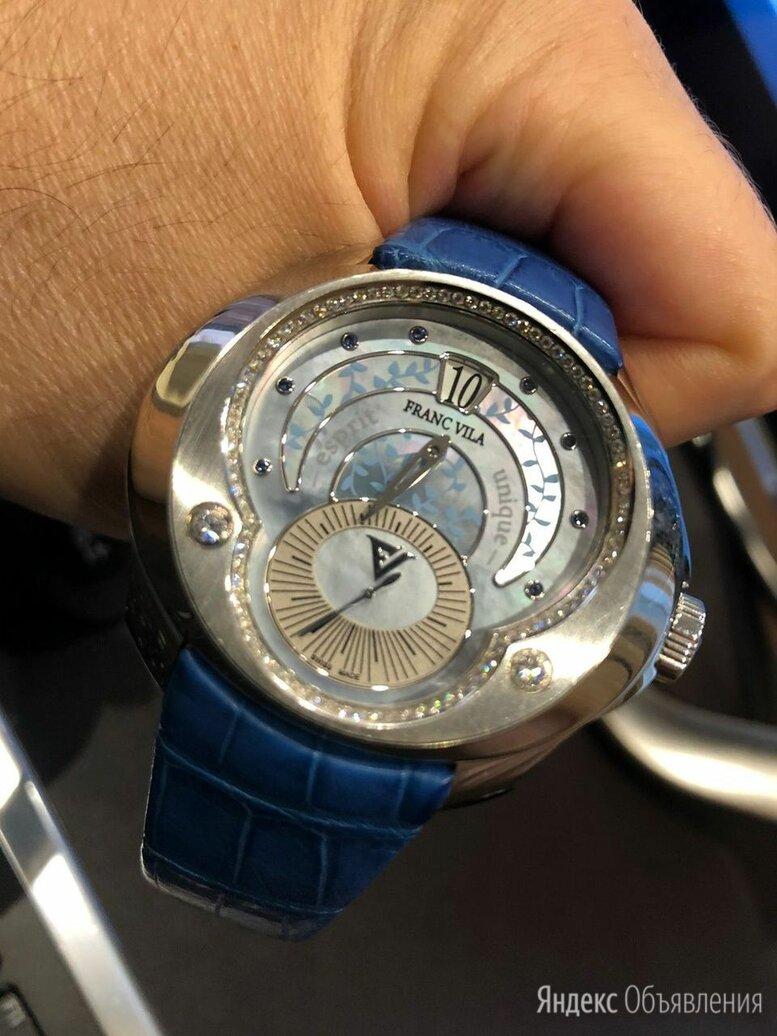 Franc Vila Complication Jumping Hours Automatique Ivy Edition FVt28 по цене 391000₽ - Наручные часы, фото 0