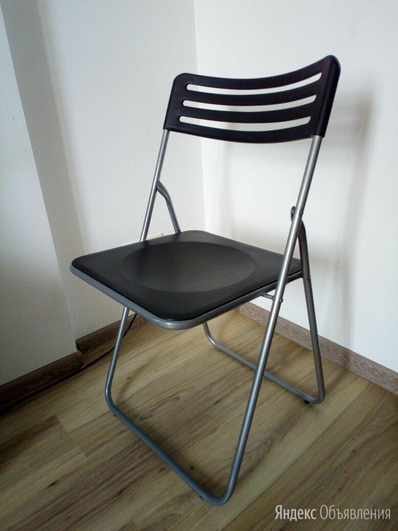 Стул раскладной по цене 750₽ - Походная мебель, фото 0