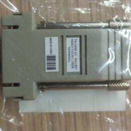 Аксессуары для сетевого оборудования - Cisco RJ45 DB9F консоль адаптер 74-0495-01, 0