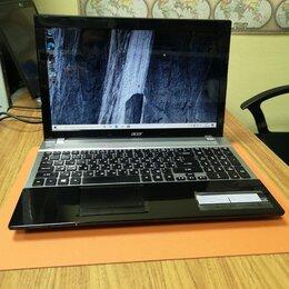 Ноутбуки - Мощный ноутбук Acer Core i5+Ram6Gb+HDD+Video4Gb, 0