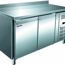 Холодильные столы - Стол холодильный COOLEQ GN2200TN, 0