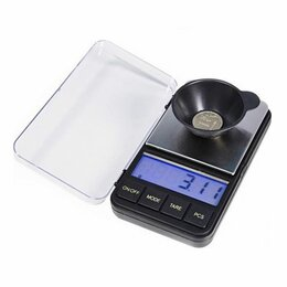 Весы - Карманные электронные весы REXANT 72-1002, 0