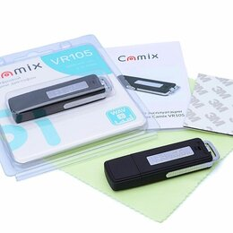Диктофоны - Диктофон Camix VR105 8GB, 0
