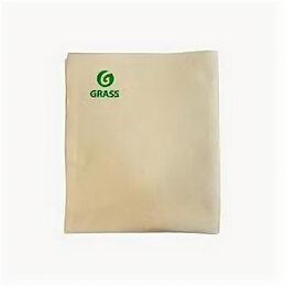 Промышленная химия и полимерные материалы - Салфетка для протирки и сушки кузова замша 45х54 Grass, 0