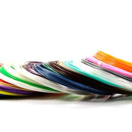 Аксессуары и запчасти для оргтехники - Набор пластика PLA-20( по 10м. 20 цветов), 0