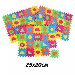 Пазлы - Мягкий пазл коврик TH-88211 25x20см, 0