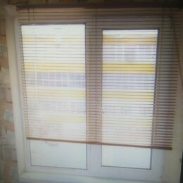 Жалюзи - Горизонтальные жалюзи на пластиковые окна, 0