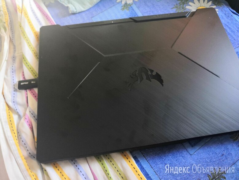 ноутбук asus fx506L по цене 100000₽ - Ноутбуки, фото 0