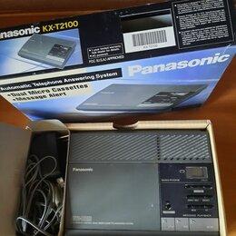Проводные телефоны - Автоответчик panasonic kx-t1000, 0