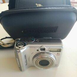 Фотоаппараты - Фотоаппарат canon powershot a560, 0