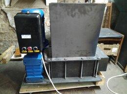 Производственно-техническое оборудование - Шредер дробилка двухвальная для пластика, 0