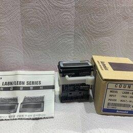 Лабораторное и испытательное оборудование - LA8N-BF Cчетчик Autonics с ЖК-дисплеем, 0