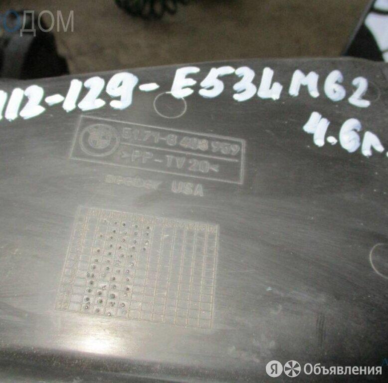 Защита арки колеса левая на BMW E53 по цене 1000₽ - Кузовные запчасти, фото 0