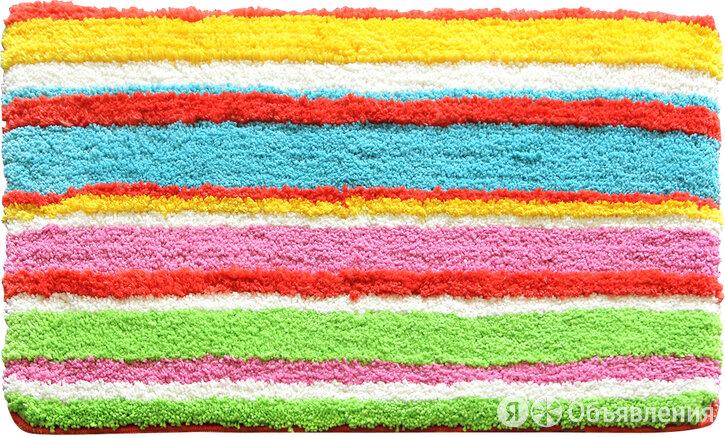 Iddis Коврик для ванной Iddis Summer Stripes 290M580i12 50х80см по цене 1006₽ - Комплектующие, фото 0