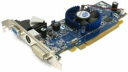 Видеокарты - Видеокарта ATI Radeon HD 2400 Pro, 0