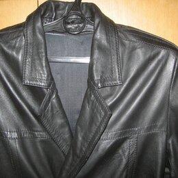 Плащи - Эксклюзивный югославский кожаный плащ, 0