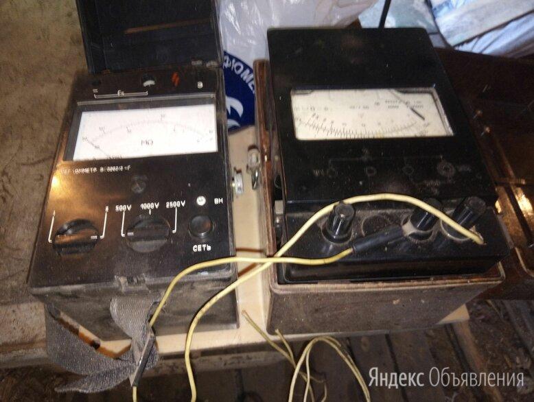 Мегаомметр по цене не указана - Измерительные инструменты и приборы, фото 0