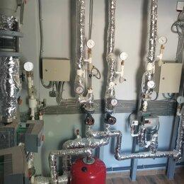 Архитектура, строительство и ремонт - монтаж узлов учета и систем отопления любой сложности , 0