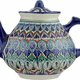 Заварочные чайники - Чайник узбекский, 0