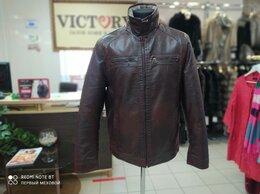 Куртки - Куртка мужская эко кожа, 0