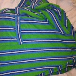 Домашняя одежда - Махровый халат мужской, 0
