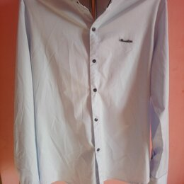 "Рубашки - Рубашка Мужская ""Massimo Dutti"" XL, 0"