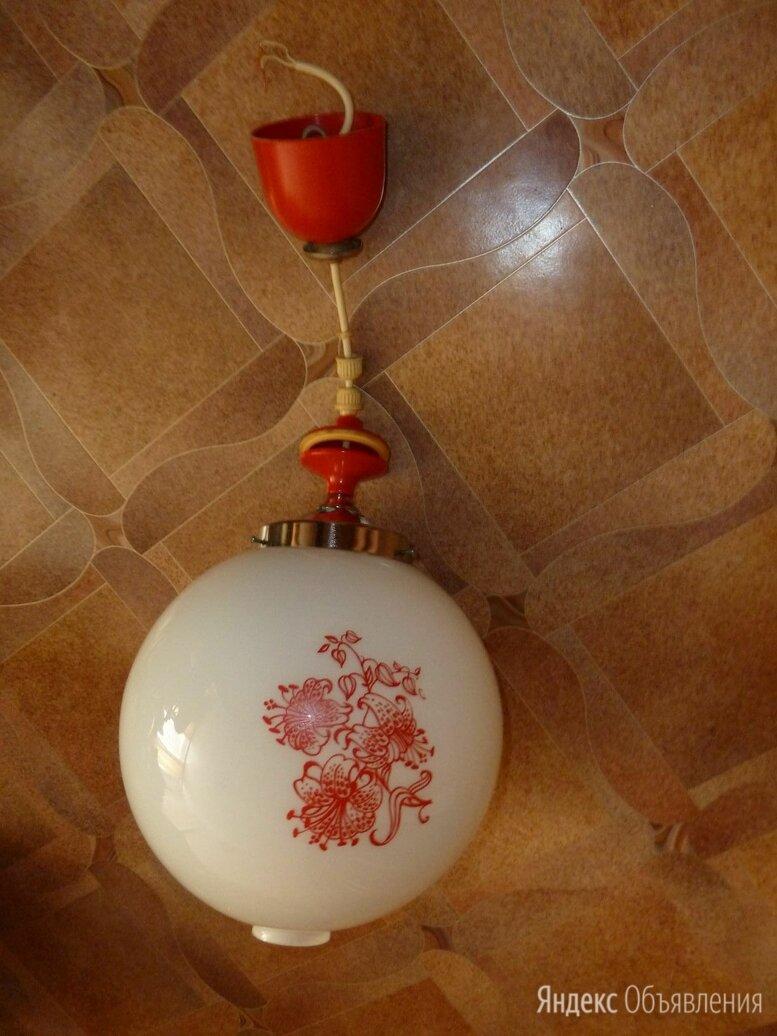 Люстра б/у по цене 200₽ - Люстры и потолочные светильники, фото 0