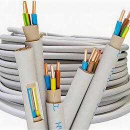 Кабели и провода - Кабель силовой NYM 3х4 , 0
