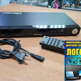 DVD и Blu-ray плееры - DVD-плеер Pioneer DV-220KV-K, 0
