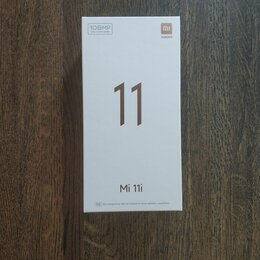 Мобильные телефоны - Xiaomi Mi 11i 8/256 Global version (EU), 0