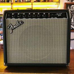 Гитарное усиление - Комбоусилитель для электрогитары Fender Frontman 25R, 0