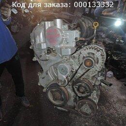 Двигатель и топливная система  - Двигатель на Nissan Tiida C11 MR18DE 077313A, 0