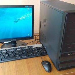 Настольные компьютеры - Игровой Пк 8GB/i3 4130 3.5ггц/500GB для игр, 0