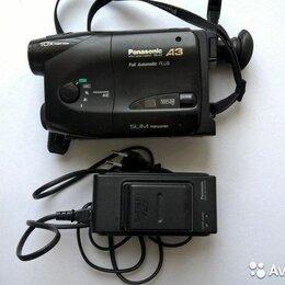 Видеокамеры - Видеокамера panasonic nv-rx11en/eu, 0