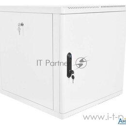 Прочее сетевое оборудование - Шкаф телекоммуникационный настенный разборный 15u (600х520), съемные стенки, ..., 0