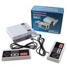 Ретро-консоли и электронные игры - Игровая приставка Mini Game Console Built-in 620 Classic Games, 0