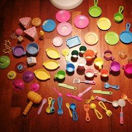 Игрушечная еда и посуда - Детская посудка , 0