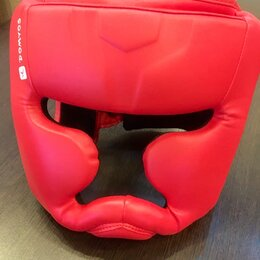 Спортивная защита - Боксерский шлем, 0