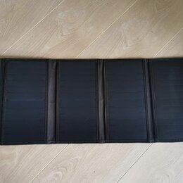 Зарядные устройства и адаптеры - Солнечная батарея 28 W, 0