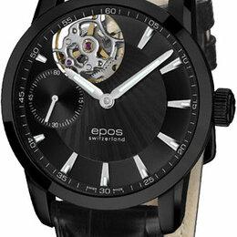Наручные часы - Наручные часы Epos 3424.183.25.15.25, 0