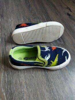 Обувь для малышей - Слипоны детские, 0