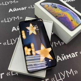 Мобильные телефоны - iPhone Xs 64Gb Silver, 0