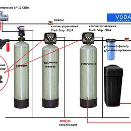 Фильтры для воды и комплектующие - Система очистки воды/Очистка от железа и умягчение, 0