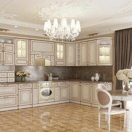 Мебель для кухни - Кухня угловая в классическом стиле, 0