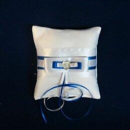 Свадебные украшения - Свадебная подушечка для колец , 0